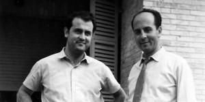 Die Brüder Elino, Primo und  Roberto führen die Tätigkeit ihres Vaters fort.